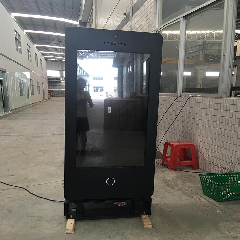 YEROO-55inch outdoor lcd kiosk digital signage