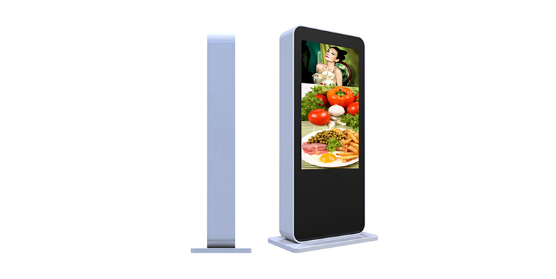 YEROO-Professional Outdoor Digital Signage Outdoor Digital Totem Manufacture