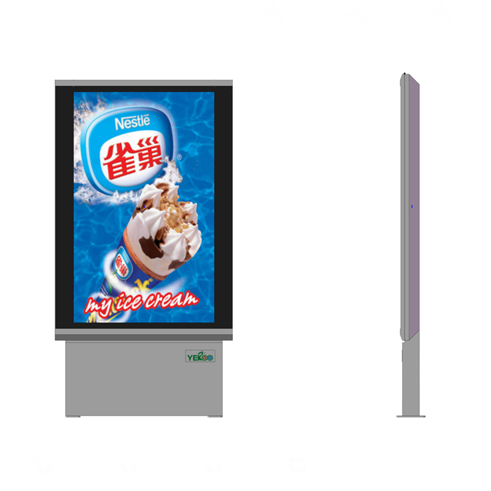 application-light box display fast installation for market YEROO-YEROO-img-1