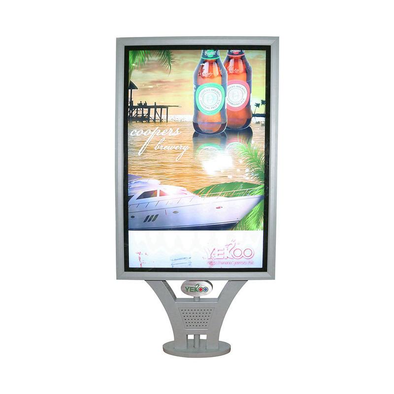 Outdoor mupi scrolling light box YR-SCLB-0004