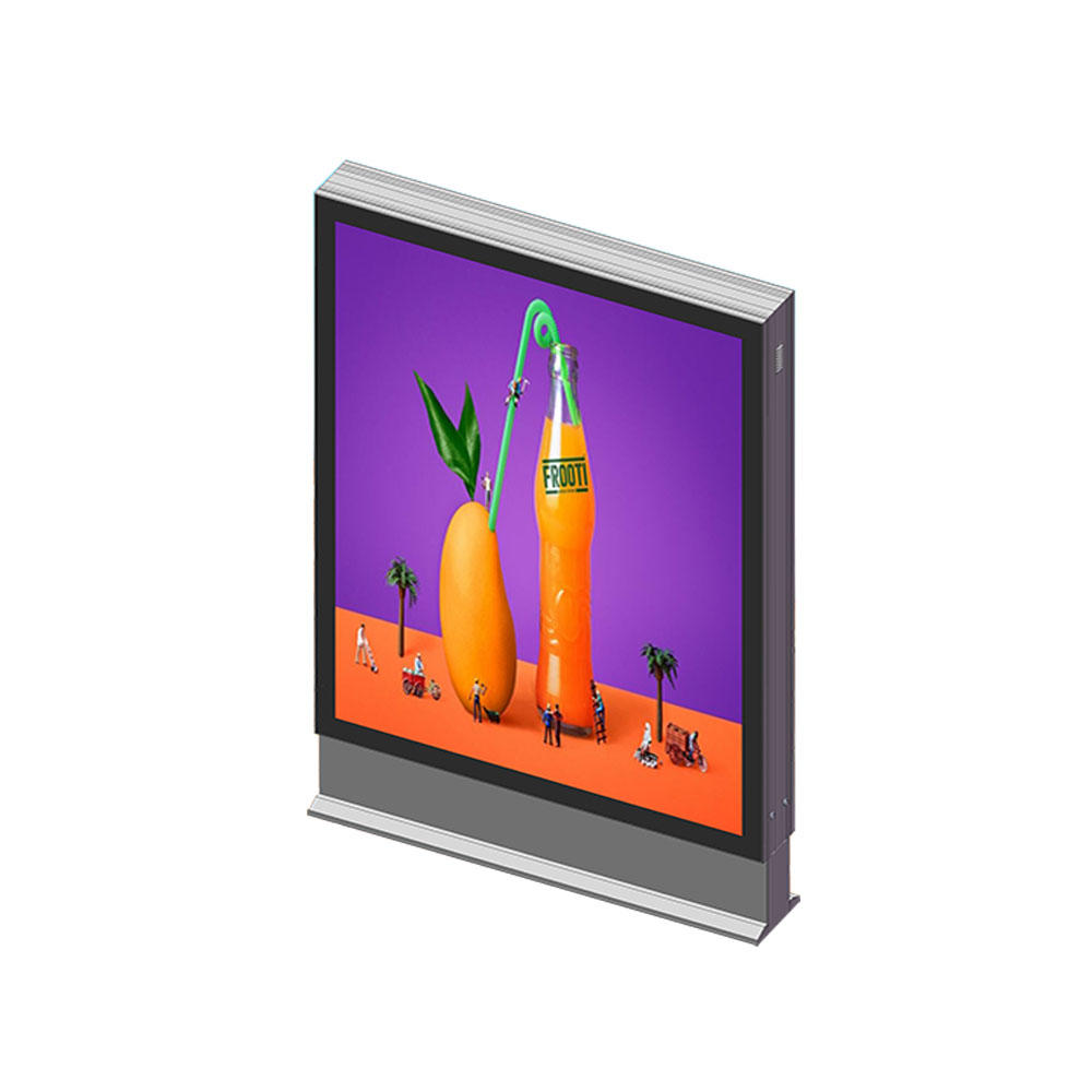 YR-SCLB-0005 Double sided scrolling light box advertising