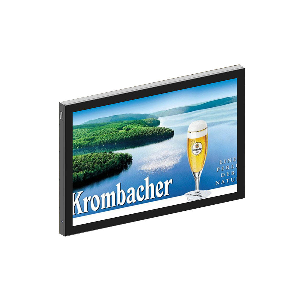 Outdoor advertising wall mounted scrolling light boxYR-SCLB-0007