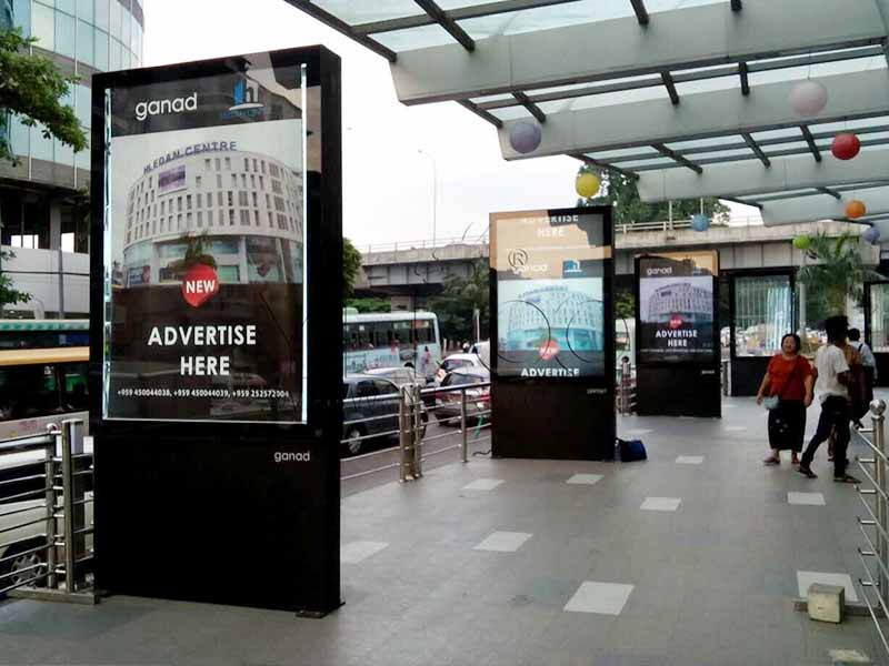 YEROO-Led Light Box Panels Manufacture | Outdoor Advertising Wall Mounted Scrolling-26