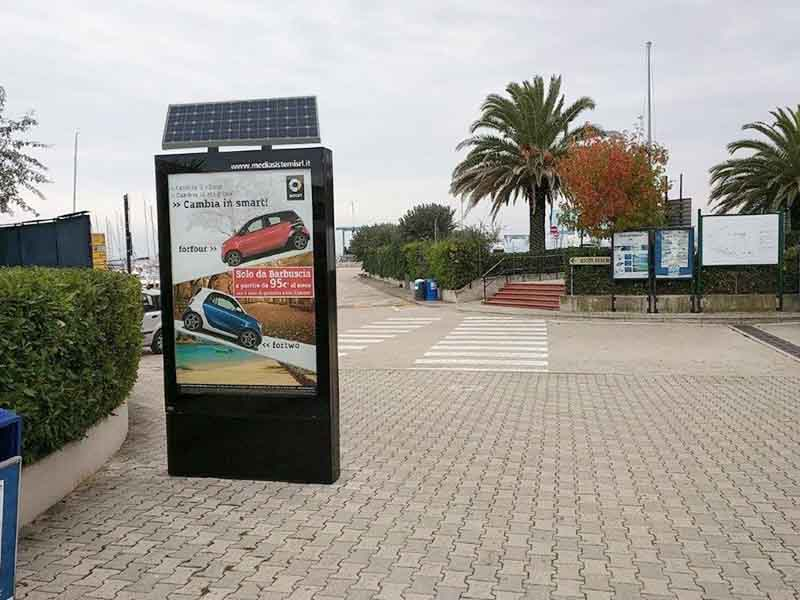 YEROO outdoor light box sign effective for advertising-30