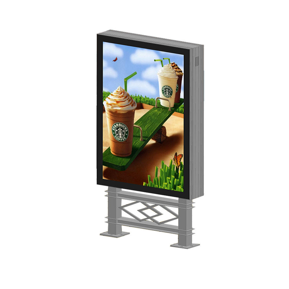 YR-SCLB-0008 Double sided mupi scrolling light box
