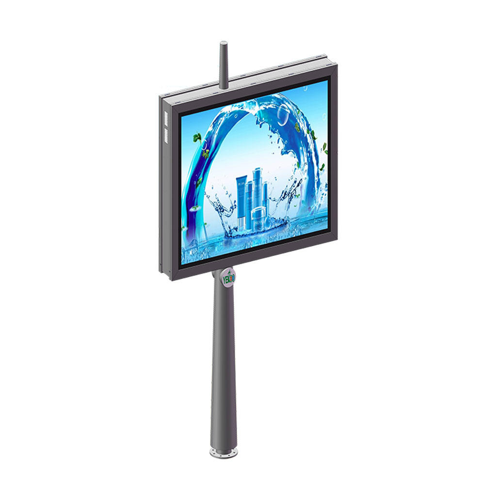 Outdoor scrolling advertising billboard YR-SCB-0001
