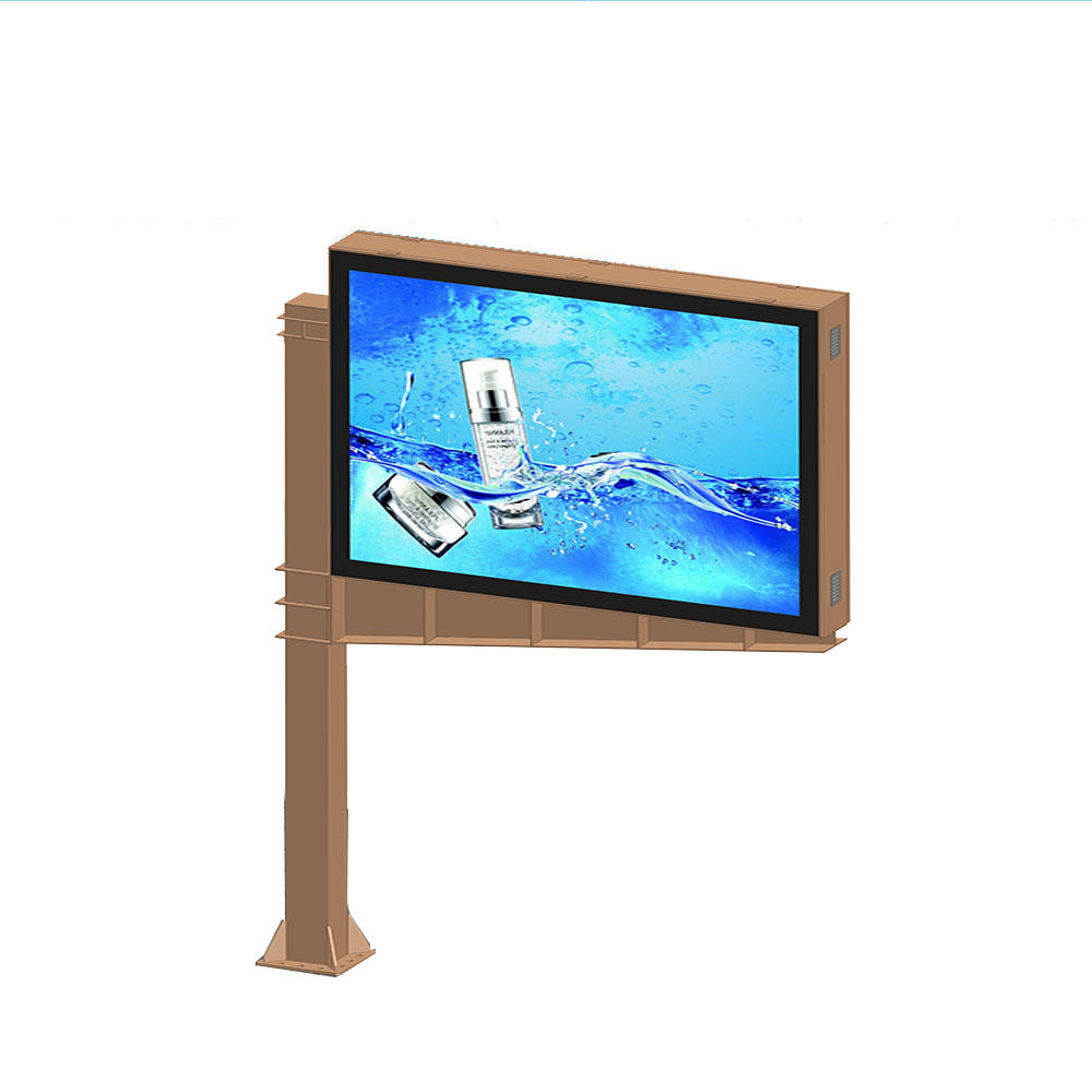 Double sided scrolling advertising mupis billboard YR-SCB-0005