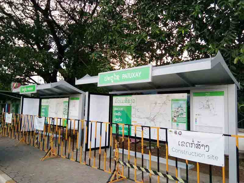 at discount bus shelter price customization service for road YEROO-23