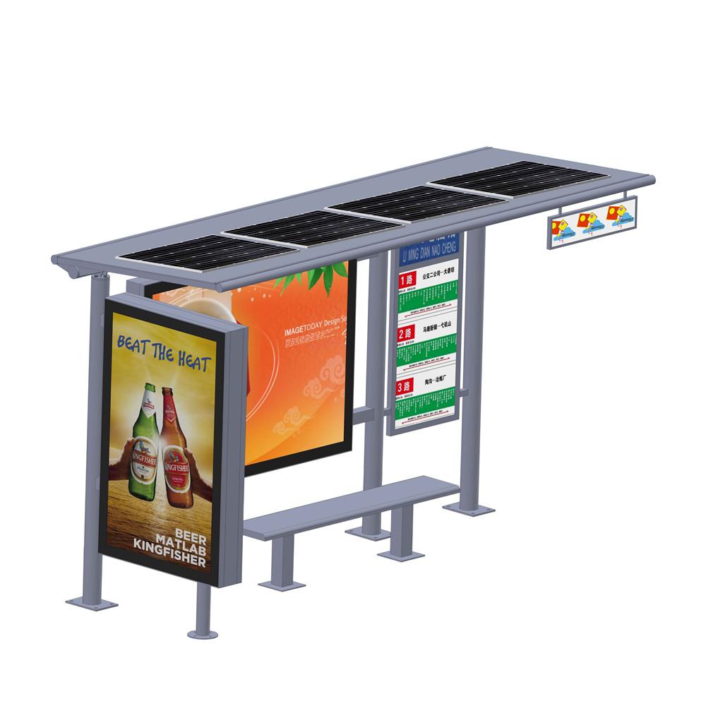 YEROO-bus shelter advertising ,bus stop shelter advertising | YEROO