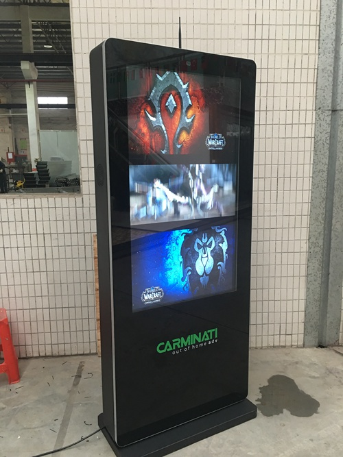 YEROO-outdoor digital signage touch screen kiosk-2