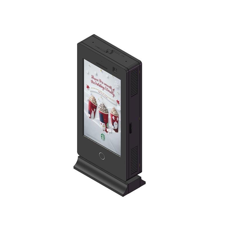 YEROO-OD-0004 55inch outdoor lcd kiosk digital signage
