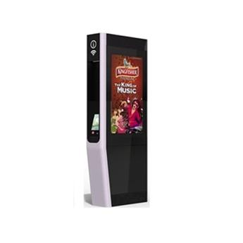 Outdoor Double Side 55inch Interactive Touch LCD Display