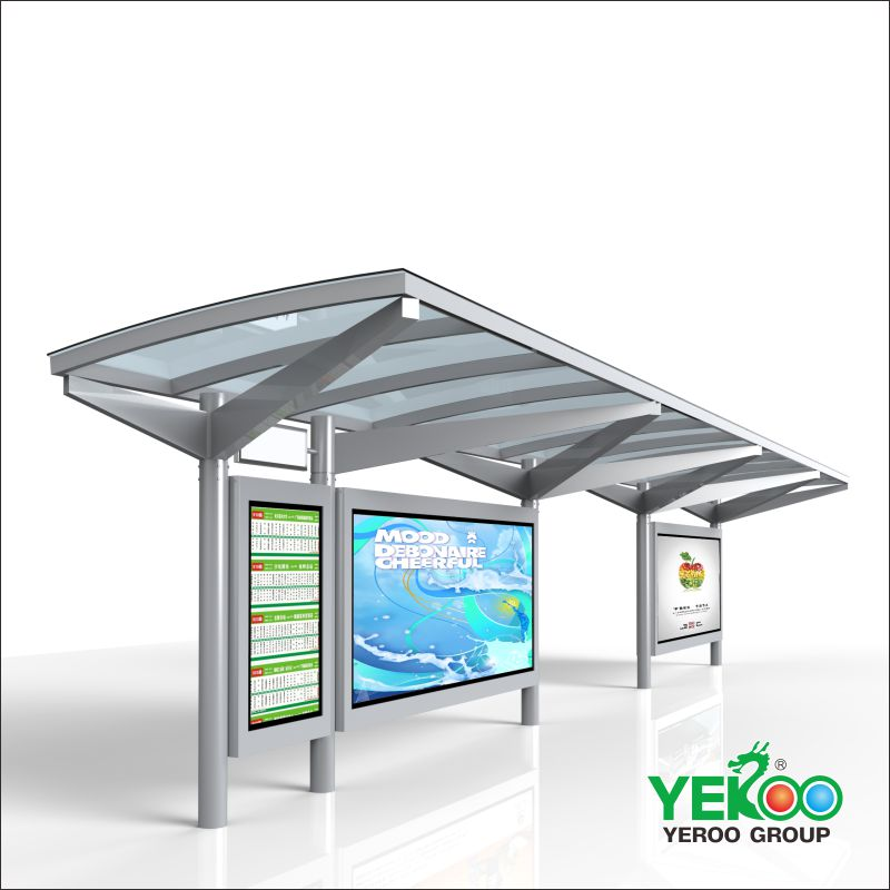YEROO-The role of bus shelters in the foundation of urban construction