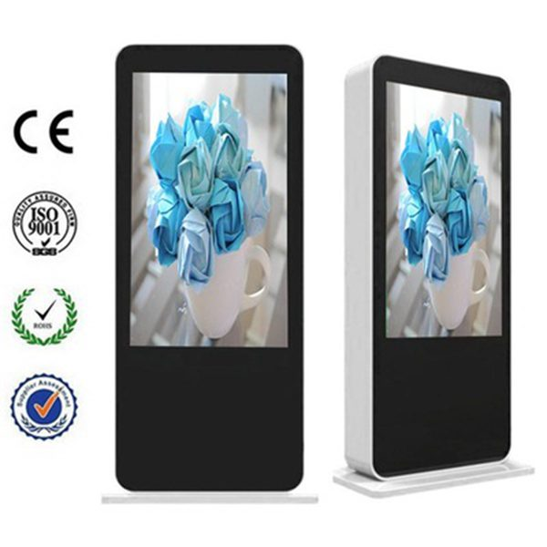 YEROO-Advantages of outdoor LCD advertising player and outdoor LED display