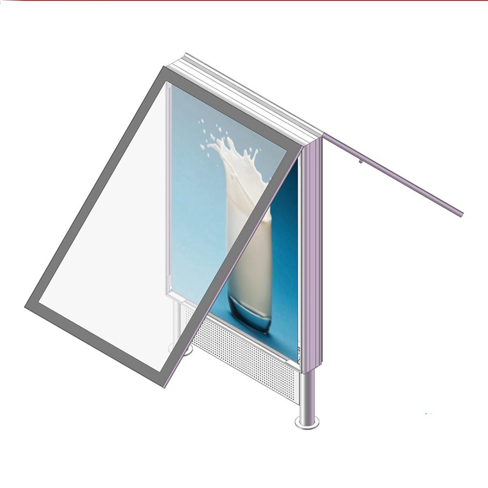 YEROO-Outdoor advertising light box daily maintenance work introduction