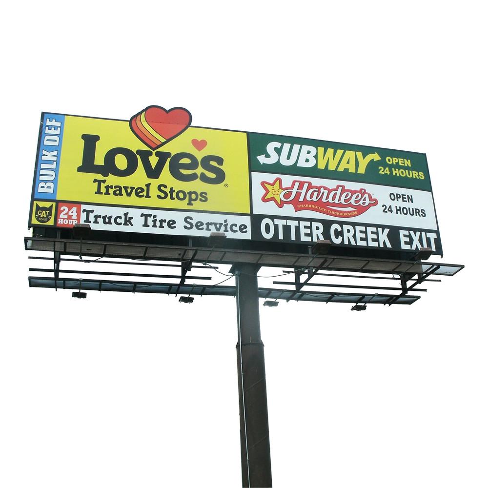 YEROO-Outdoor billboard advertising to increase revenue