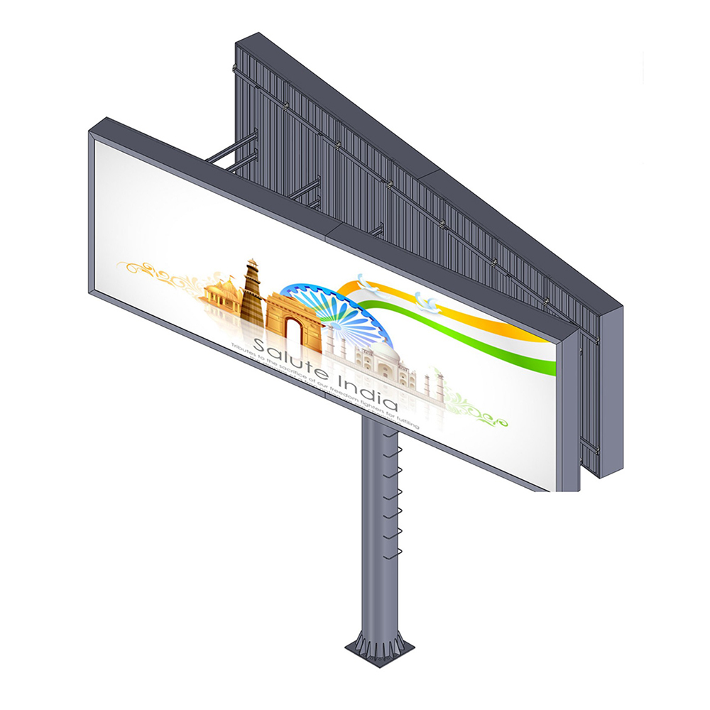 YEROO-Acceptance inspection of outdoor billboards