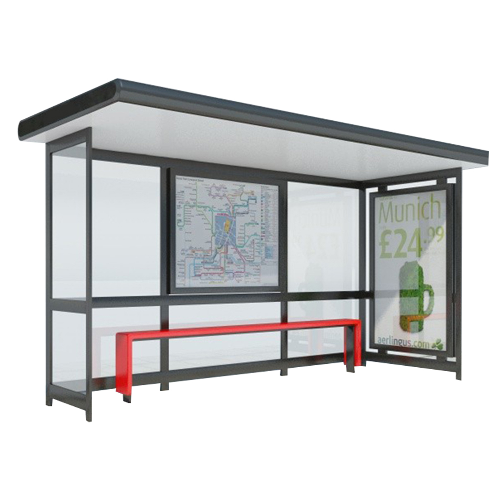YEROO-Bus shelter price budget