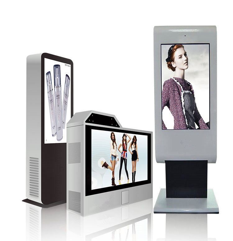 YEROO-Advantages of outdoor LCD advertising players compared to traditional media advertising