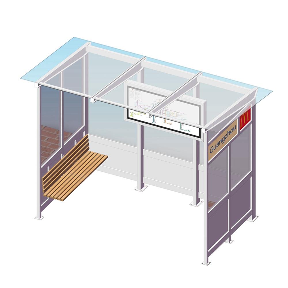 YEROO-Bus shelter design notes