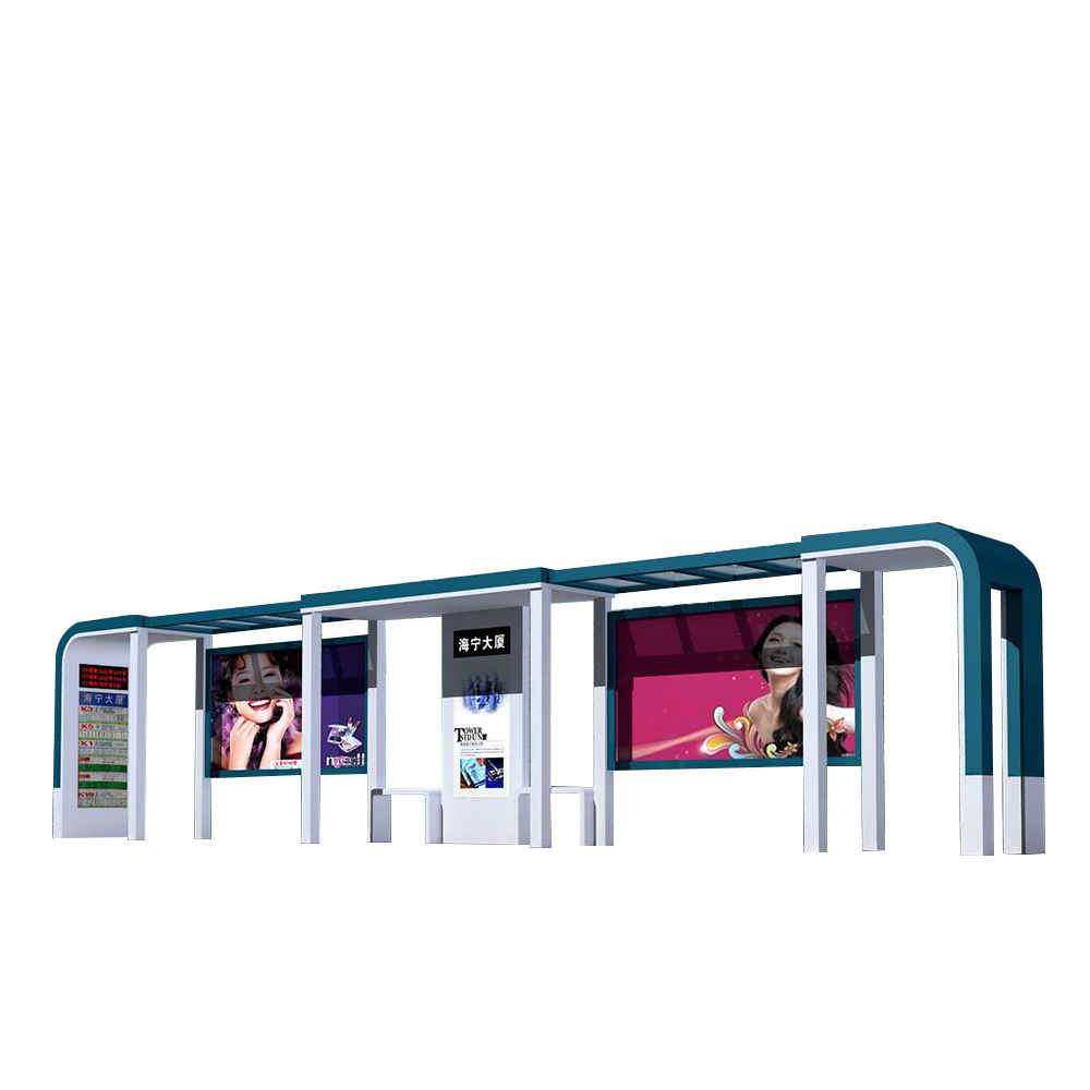 YEROO-The history of the development of smart bus shelters