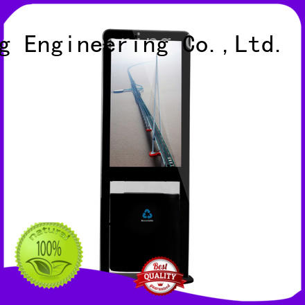 YEROO digital signage totem favorable quality for store