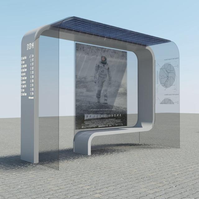 YEROO Bus Shelter Design