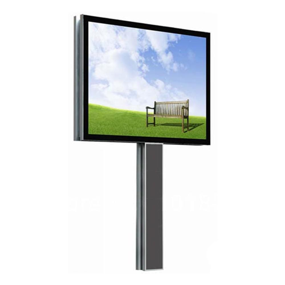 YR-SCB-0007 Outdoor Double Sided Scrolling Advertising Billboard YR-SCB-0007