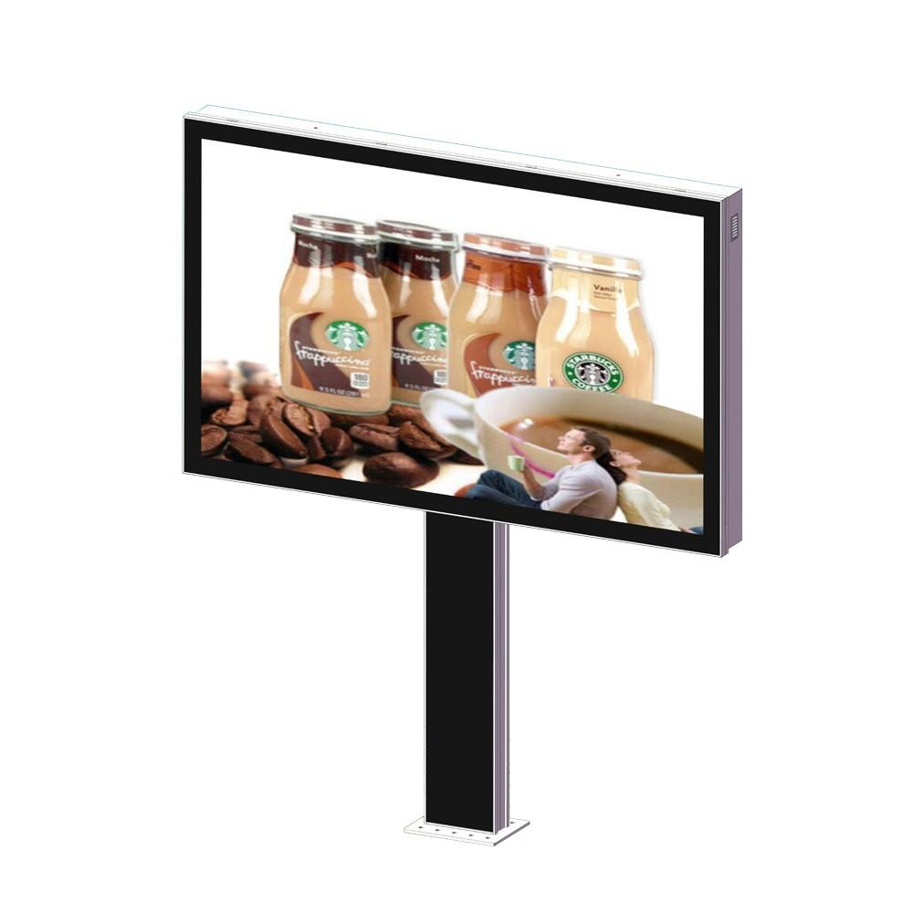 YR-SCB-0008 Outdoor Scrolling Billboards Large Advertising Lightbox Billboard