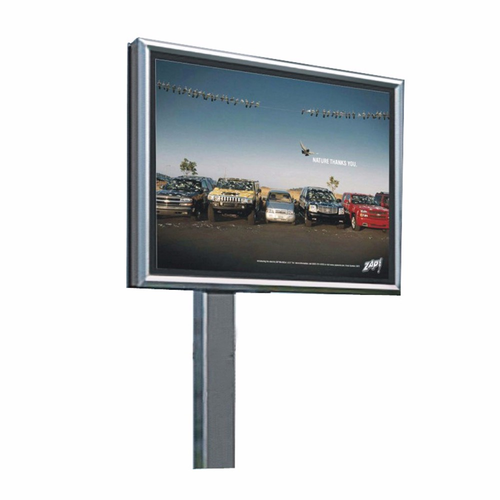 product-YEROO-Outdoor Scrolling Billboards Large Advertising Lightbox Billboard-img