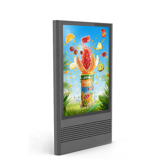 Outdoor Advertising Digital Display Screens Light Box
