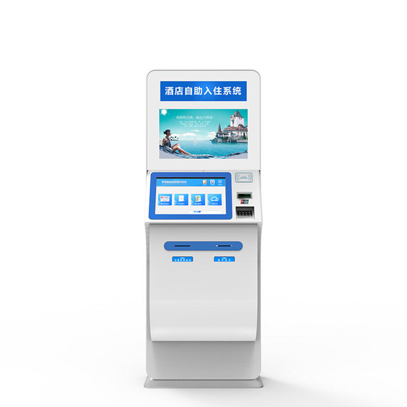 YEROO-T-008 Self-service payment terminal kiosk for payment management system