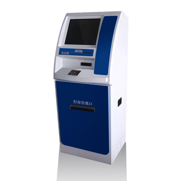 Self-service payment terminal kiosk for payment management system