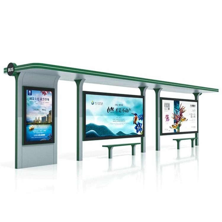 China's bus shelter manufacturers: influencing factors of bus station production process