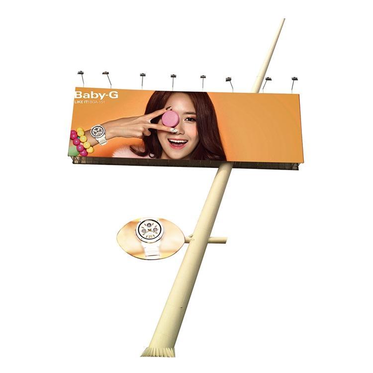 Outdoor Large Display Advertising Billboard On Street/mall