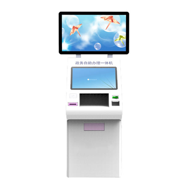 YEROO-T-009 Customized Shopping Mall Touch Screen Self Payment Kiosk