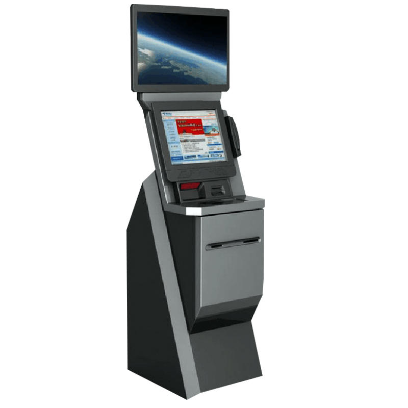 Customized Shopping Mall Touch Screen Self Payment Kiosk