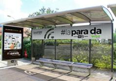 Chinese bus shelter manufacturers: bus shelter prices