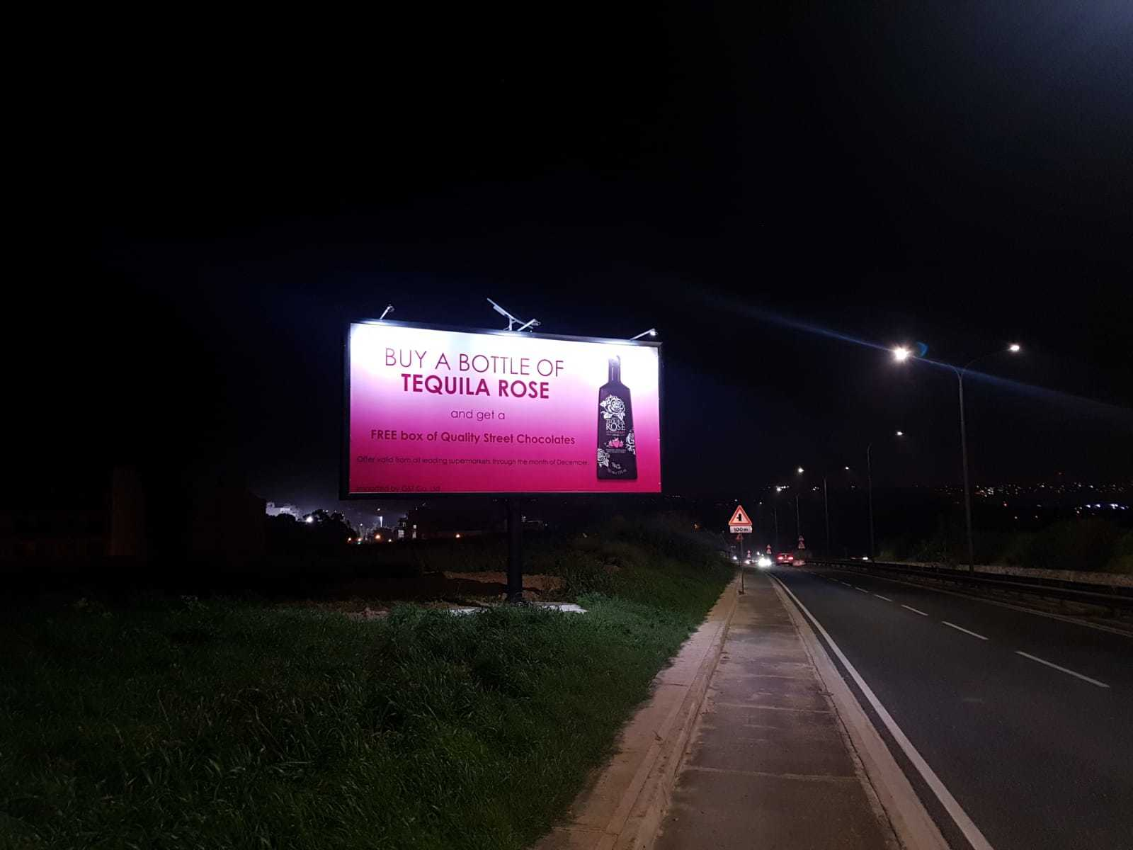 6.2x3.1m Outdoor single side billboard