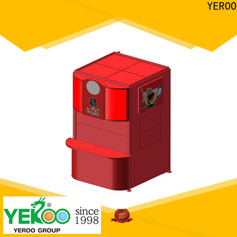 YEROO pole led display advertizing for outdoor advertising