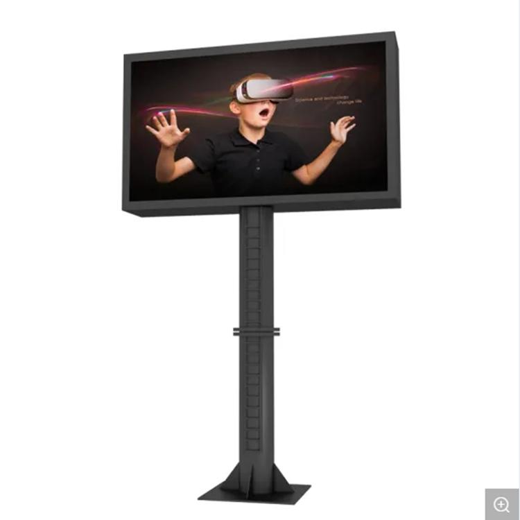 Precautions for site selection of outdoor large billboards