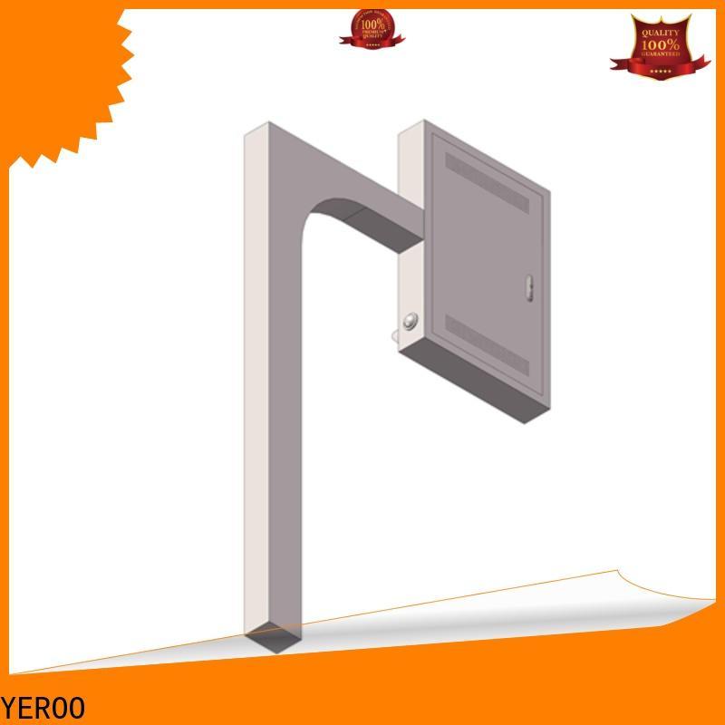 YEROO mupi digital free standing for floor display