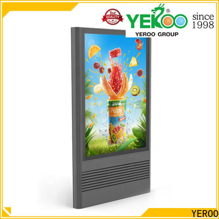 YEROO led screen display energy-saving for shopping mall
