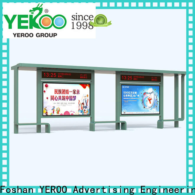 bus stop shelter design top brand for outdoor advertising