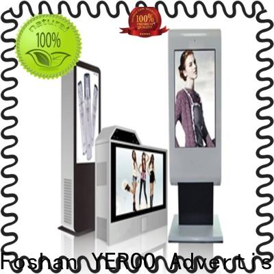 double side interactive kiosk hot-sale for outdoor ads