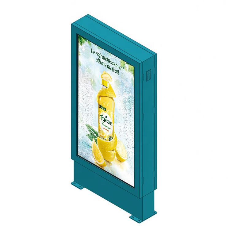 Doubie sided LED screen digital signage