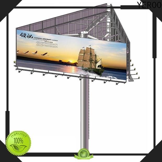 double side highway billboards manufacturer fro market