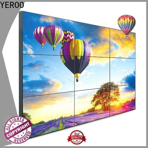 YEROO environmentally friendly digital display screen street adverting