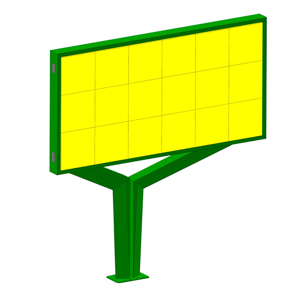 Outdoor LED Billboard Application