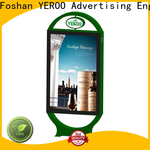 YEROO hot-sale led light box for shopping mall